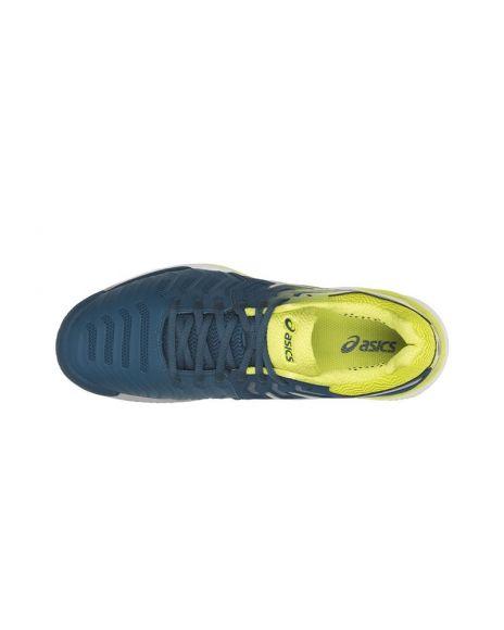 zapatillas asics gel resolution 7 azules 4589 oferta