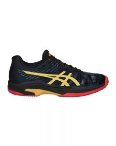 10ea8cc74cb ASICS GEL RESOLUTION 7 NEGRO ROSA MUJER E751Y 9093. 84,00€ 140,00€ COMPRAR.  ASICS SOLUTION SPEED FF LE CLAY NEGRO GOLD 1041A055 001
