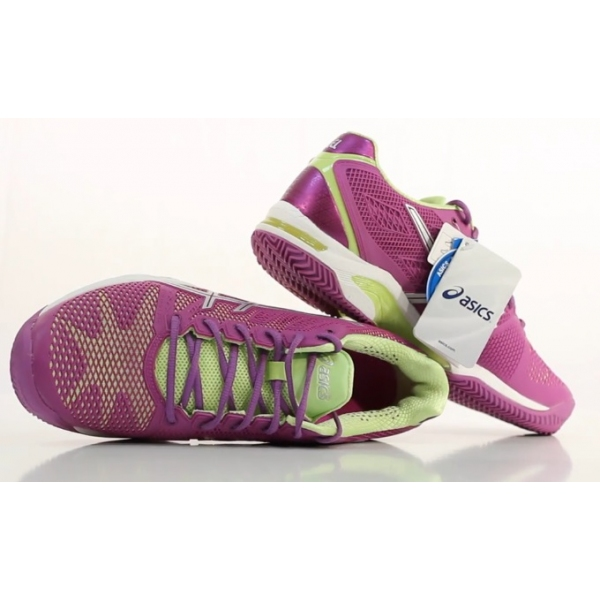 ce8184e66 ASICSC Gel Solution Speed 2 - ZAPATILLAS Mujer