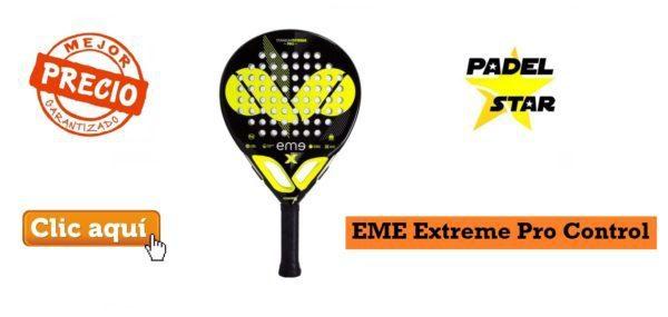 Pala de CONTROL EME Extreme Pro