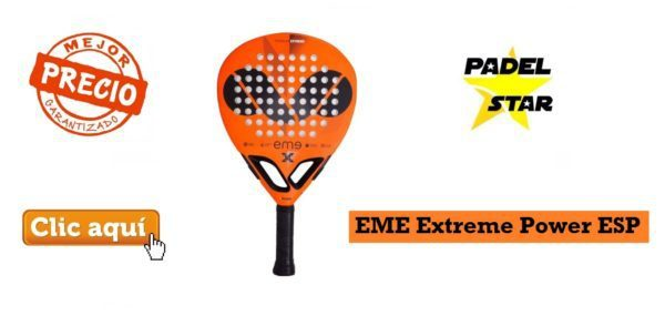 Pala de POTENCIA EME Extreme Power ESP