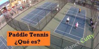 ¿Qué es el Paddle Tennis?