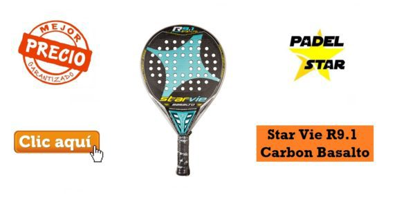 PALA Star Vie R9.1 Carbon Basalto 2017