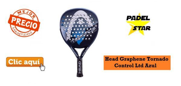 PALA Head Graphene Tornado Control Ltd Azul