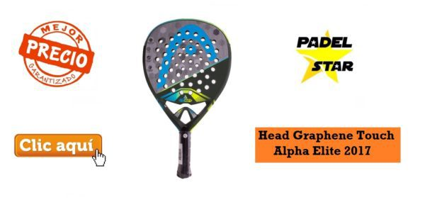 PALA Head Graphene Touch Alpha Elite 2017