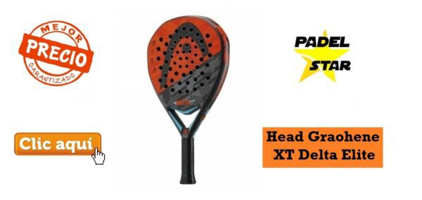 PALA Head Graphene XT Delta Elite
