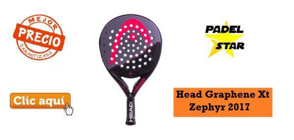 PALA Head Graphene Xt Zephyr 2017