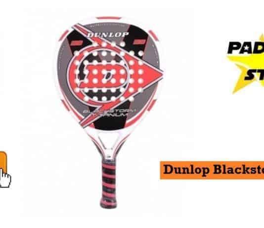 OFERTA Pala Dunlop Blackstorm Titanium