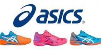 Zapatillas de pádel Asics baratas