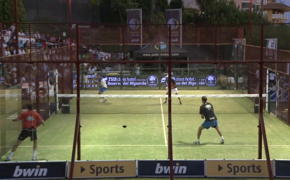Video de Pádel - Final Padel Pro Tour Fuengirola 2012