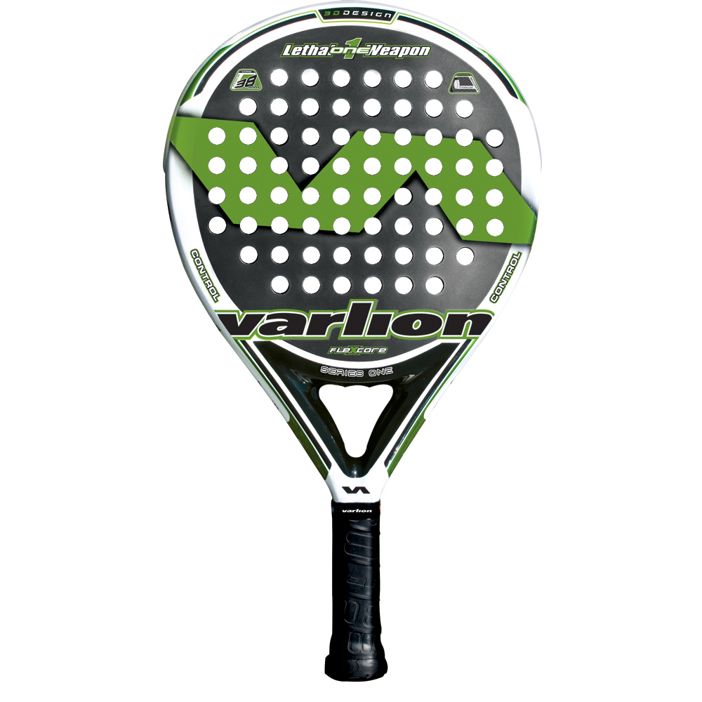 Pala de Pádel Varlion Lethal Weapon One. Opinión