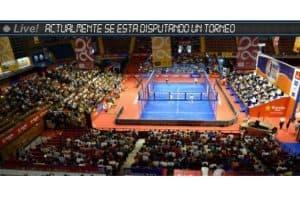 Partidos del world padel tour en directo
