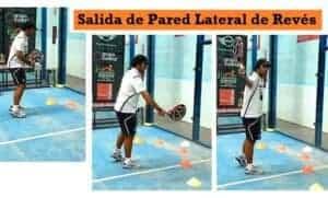 Salida Pared Lateral Reves Padel