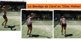 Bandeja de Carolina Navarro