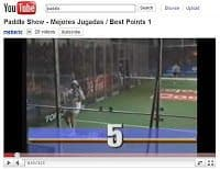 padel youtube