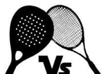 Diferencias entre el tenis y el pádel