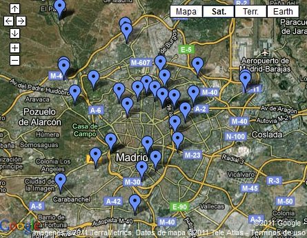 pistas padel Madrid