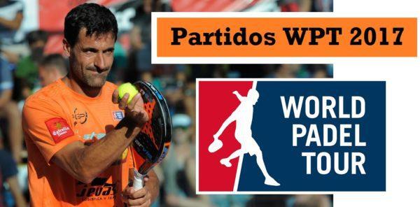 Partidos Completos World Padel Tour 2017