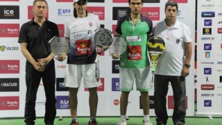 campeones world padel tour