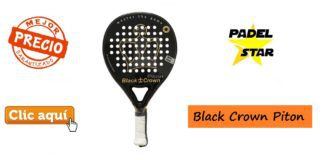 Comprar Pala Black Crown PITON