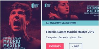 World Padel Tour Madrid Master 2019