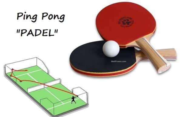 ejercicio padel ping pong