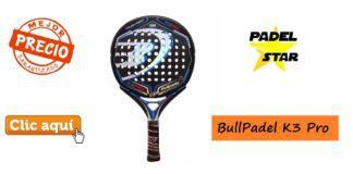 Pala BULLPADEL k3 Pro 2015
