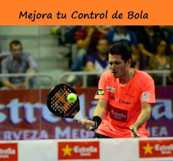 control de bola