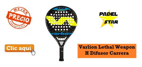 PALA Varlion Lethal Weapon H Difusor Carrera
