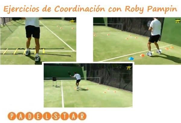 video con ejercicios de coordinación