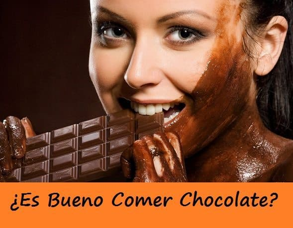 beneficios de comer chocolate