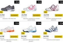 Ofertas Zapatillas Padel VARLION