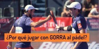 Beneficios Jugar Padel Con Gorra