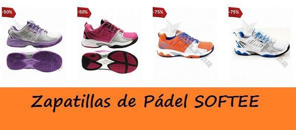 Zapatillas Pádel SofteeCalidad Más BajoPadelstar Al Precio De PknwO80