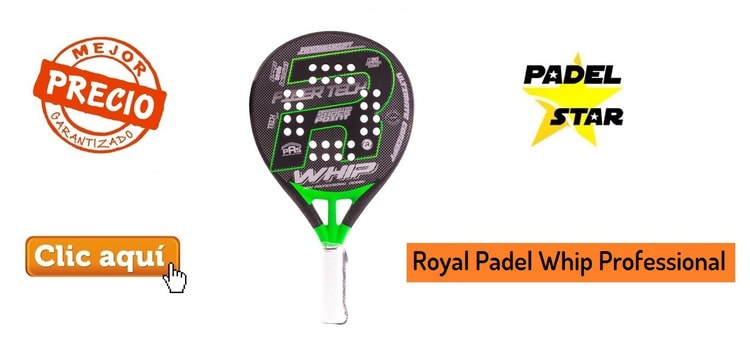 OFERTA Royal Padel Whip Professional