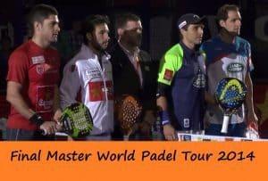 Final Master World Padel Tour