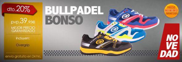 Zapatillas Bull Padel 2015