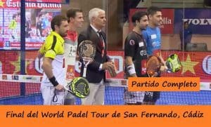 final world padel tour san fernando