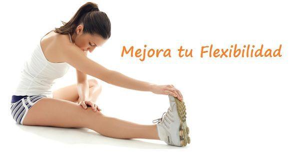 mejorar la flexibilidad
