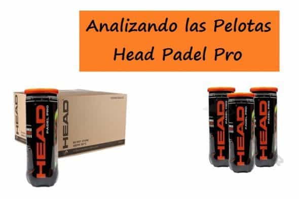 opinion bolas head padel pro