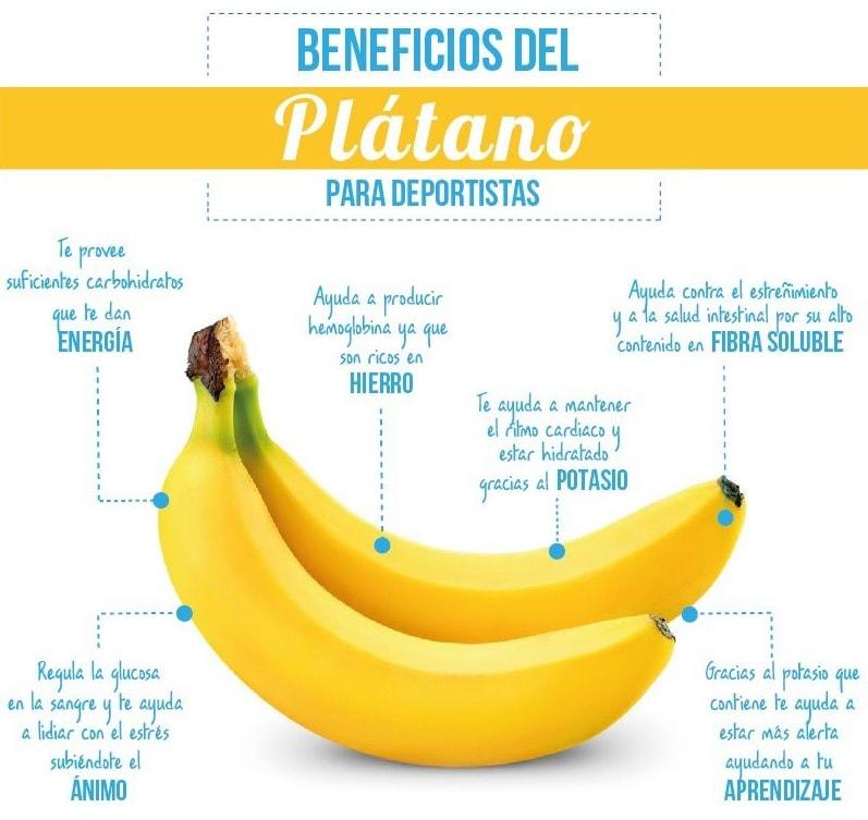 plátano bueno para la diabetes