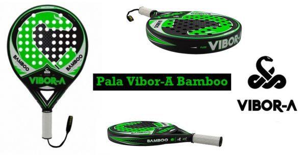 Pala VIBORA Bamboo