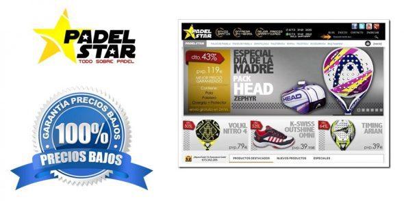 TIENDA BARATA de Pádel BARATA TIENDA Mejor Tienda Online PadelStar aa9064