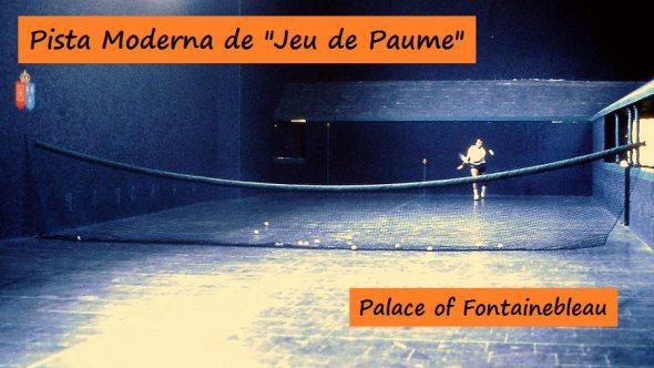 Pista Jeu de Paume en Palace of Fontainebleau (1991)