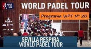 Programa World Padel Tour Sevilla 2015