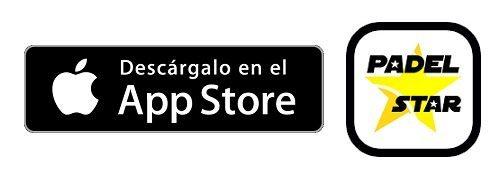 APP iPhone - Aplicación Padel Star para iPhone o iPad con sistemas iOS
