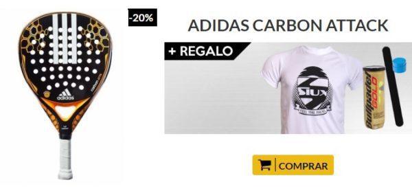 Oferta Pala Adidas Carbon Attack