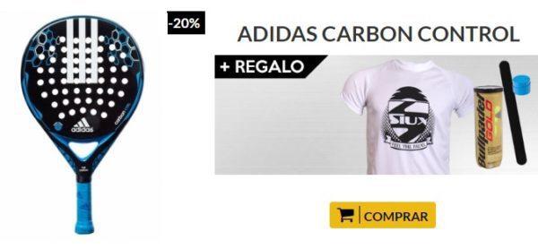 Oferta Pala Adidas Carbon Control