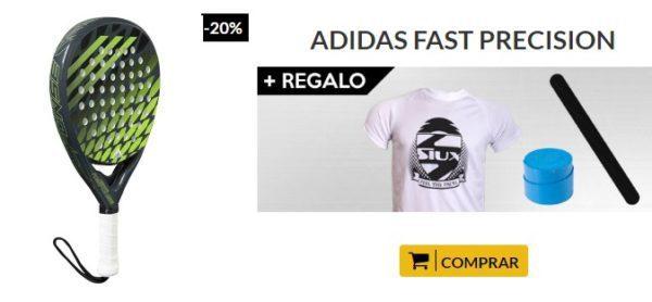 Oferta Pala Adidas Fast Precision Response Lima