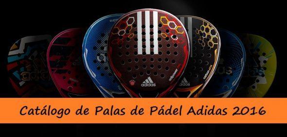 Palas Adidas 2016
